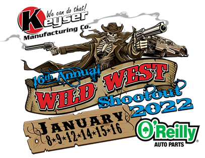 The Wild West Shootout